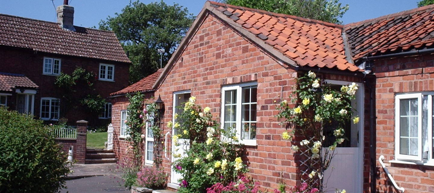 Rose Cottage, holiday cottage north Nottinghamshire