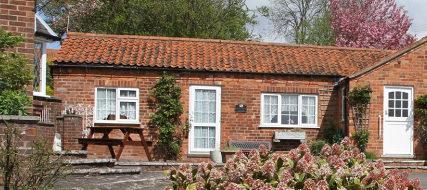 Sweet Briar Cottage, holiday cottage north Nottinghamshire